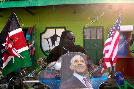 Editorial picture of Kenya Obama - 16 Jul 2018