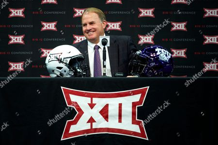 NCAA college football Big 12 media days, Frisco