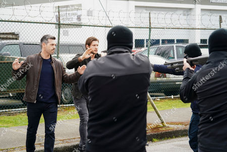 """Editorial picture of """"Take Two"""" (Season 1) TV Show - 2018"""