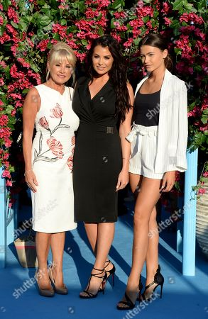 Carol Wright, Jessica Wright and guest