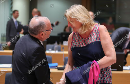 Jorge Marcelo Faurie and Karin Kneiss