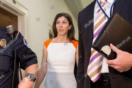 Stock Image of Lisa Page