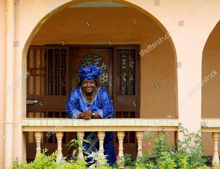 Sia Koroma, First Lady of Sierra Leone