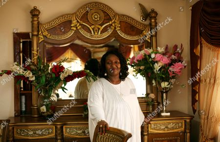 Editorial picture of Portraits of Sia Koroma, the First Lady of Sierra Leone - 12 Jun 2009
