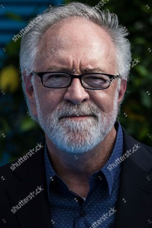 Stock Picture of Gary Goetzman poses for photographers upon arrival at the premiere of the film 'Mamma Mia! Here We Go Again', in London