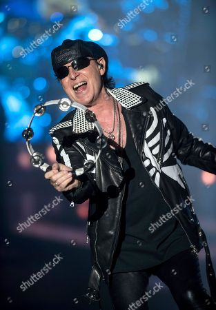 Scorpions in concert, Athens