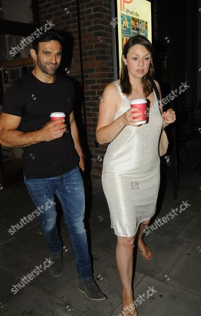 Editorial picture of 'End Of The Pier' play press night, Park Theatre, London, UK - 16 Jul 2018