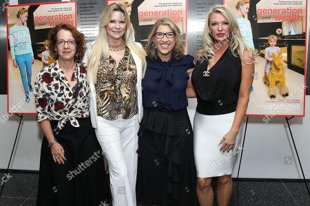 'Generation Wealth' film premiere, New York