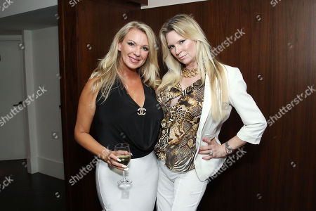 Editorial picture of The New York Premiere of GENERATION WEALTH, New York, USA - 16 Jul 2018