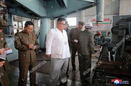 Kim Jong Un visit to North Hamgyong Province