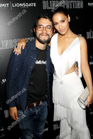 Editorial picture of Lionsgate hosts a screening of 'Blindspotting', New York, USA - 16 Jul 2018