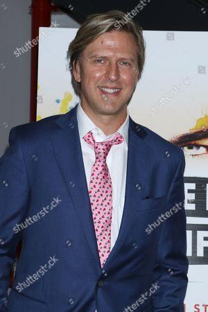 Jayce Bartok, producer of the film