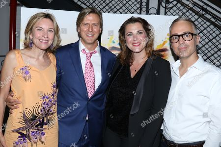 Editorial photo of 'Larger Than Life: The Kevyn Aucoin Story' film premiere, New York, USA - 16 Jul 2018