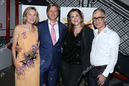 Editorial image of 'Larger Than Life: The Kevyn Aucoin Story' film premiere, New York, USA - 16 Jul 2018
