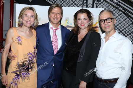 Editorial picture of 'Larger Than Life: The Kevyn Aucoin Story' film premiere, New York, USA - 16 Jul 2018
