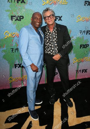 Editorial photo of FX's 'Snowfall' TV show season two premiere, Los Angeles, USA - 16 Jul 2018