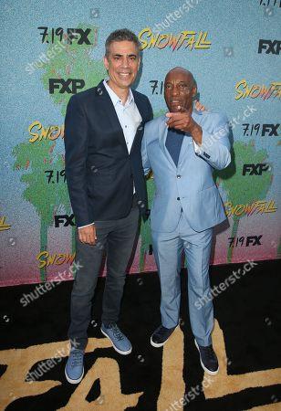 Editorial photo of FX's 'Snowfall' TV show season two premiere, Los Angeles, USA - 16 Jul 2018