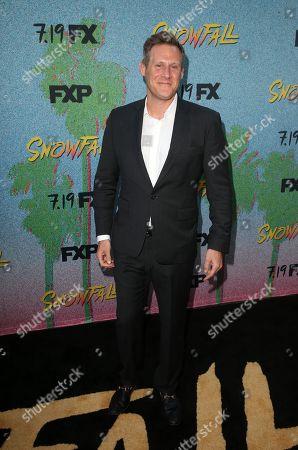 Editorial image of FX's 'Snowfall' TV show season two premiere, Los Angeles, USA - 16 Jul 2018