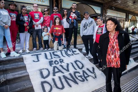 Inquest in to the death in police custody of David Dungay Jr, Sydney