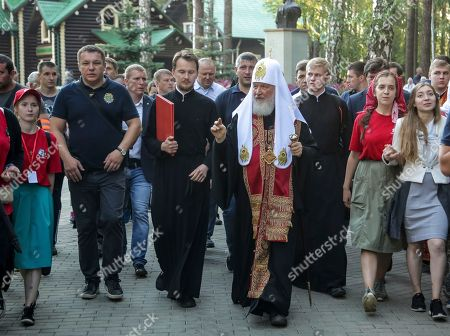 Romanov Remembrance procession, Yekaterinburg