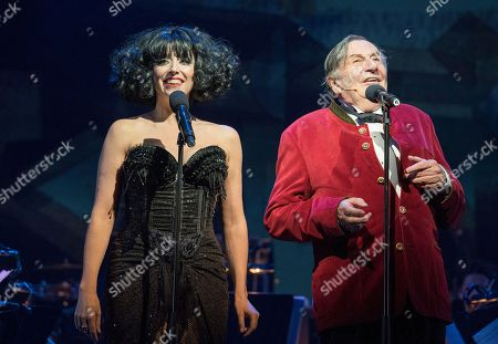 Barry Humphries  Meow Meow