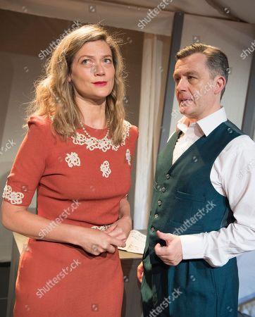 Sophie Ward as Charlotte,  Alan Cox as Dick