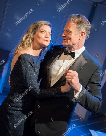Editorial picture of 'But It Still Goes On' Play performed at the Finborough Theatre, London, UK, 12 Jul 2018