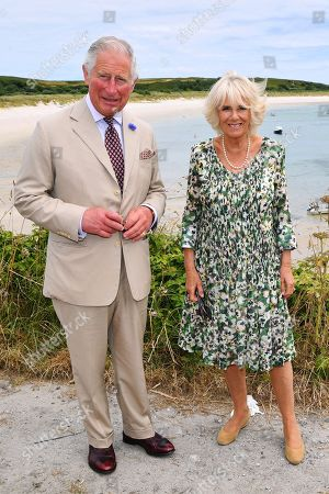 Prince Charles and Camilla Duchess of Cornwall visit to Cornwall, Day 2