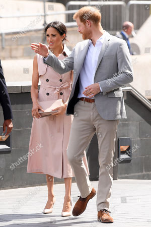Meghan Duchess of Sussex and Prince Harry