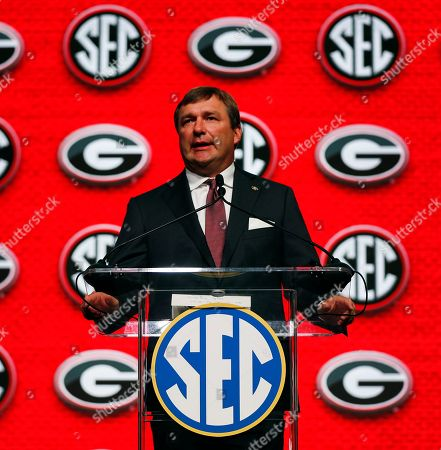 SEC football media days, Atlanta