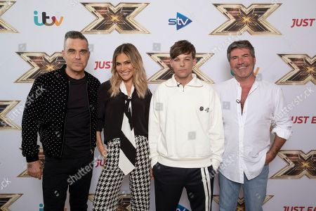 'The X Factor' TV Show launch, London