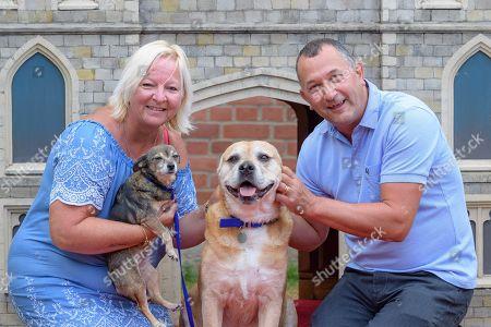 Couple donate Windsor Castle dog kennel to Battersea Dog's home, Old Windsor