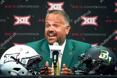 Big 12 Conference football media days, Frisco