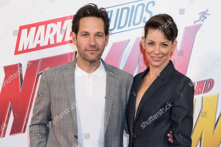'Ant Man and The Wasp' film photocall, London