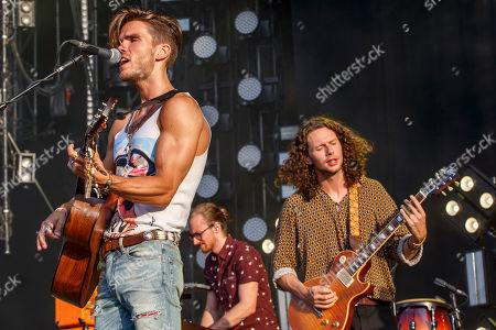 Editorial picture of Paleo Festival 2018, Nyon, Switzerland - 17 Jul 2018