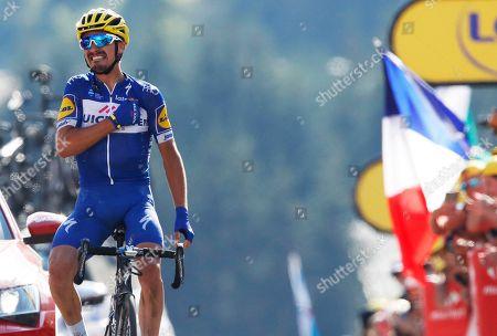 Tour de France, Stage 10