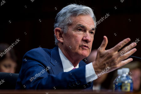 Federal Reserve Chairman Jerome Powell delivers Monetary Policy Report, Washington DC