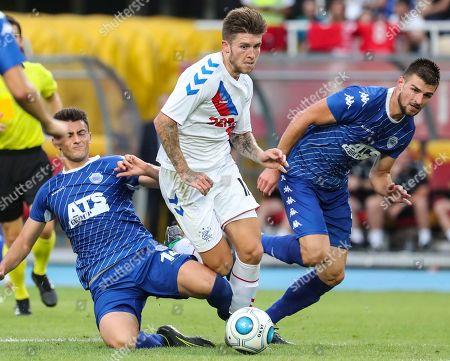 FC Shkupi v Rangers FC