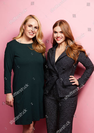 Holland Roden, Elle Leary
