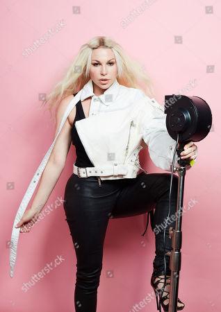 Editorial photo of Los Angeles Beautycon, Portrait Studio, USA - 15 Jul 2018