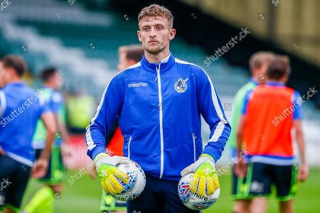 Alfie Clarke of Bristol Rovers