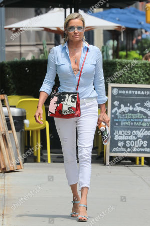 Yolanda Hadid out and about, New York