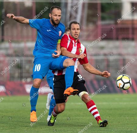 FC Budapest Honved v FK Rabotnicki
