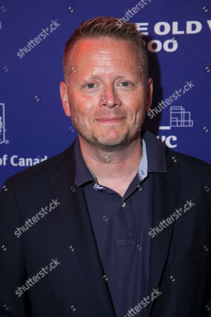Stock Image of Patrick Ness (Author)
