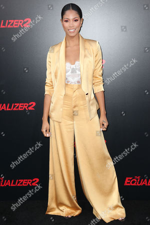 Editorial image of 'The Equalizer 2' film premiere, Arrivals, Los Angeles, USA - 17 Jul 2018