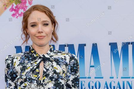 'Mamma Mia! Here We Go Again' film premiere, Amsterdam