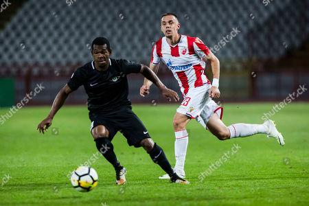 Red Star Belgrade v Spartaks Jurmala