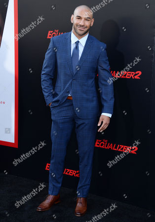 Editorial photo of 'The Equalizer 2' film premiere, Arrivals, Los Angeles, USA - 17 Jul 2018