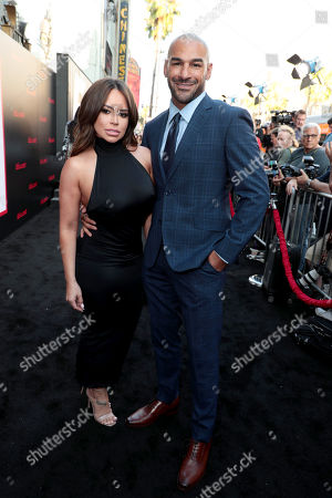 Editorial image of Los Angeles film premiere of Columbia Pictures' 'The Equalizer 2', Los Angeles, USA - 17 Jul 2018