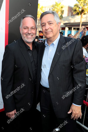 Todd Black, Producer, and Tony Vinciquerra, Chairman and CEO, Sony Pictures Entertainment,
